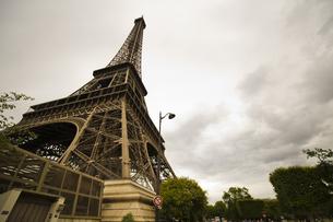 パリ・エッフェル塔の写真素材 [FYI00226509]