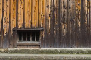 京都伏見の住宅の写真素材 [FYI00226534]