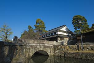 倉敷美観地区・今橋 の写真素材 [FYI00226535]