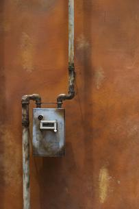 ガスメーターの写真素材 [FYI00226575]