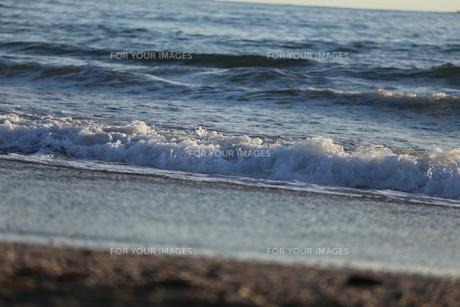 波の写真素材 [FYI00226702]