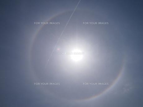 光環の写真素材 [FYI00226755]