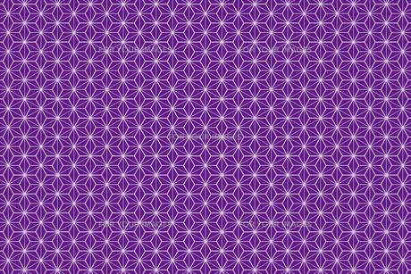 和風壁紙(紫色)の写真素材 [FYI00226815]