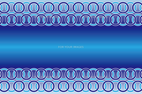 青い壁紙の写真素材 [FYI00226820]