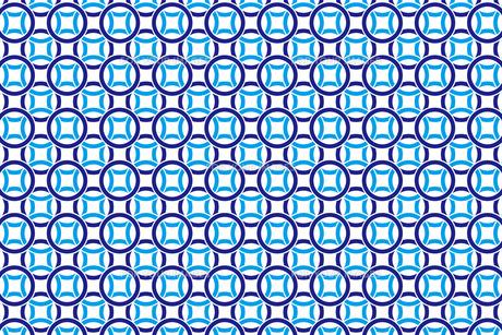 青い壁紙の写真素材 [FYI00226834]