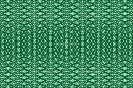 和風壁紙(緑色)の写真素材 [FYI00226835]