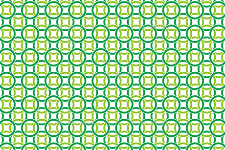 緑の壁紙の写真素材 [FYI00226837]