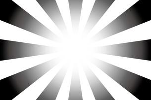 背景素材壁紙(放射状の写真素材 [FYI00226866]