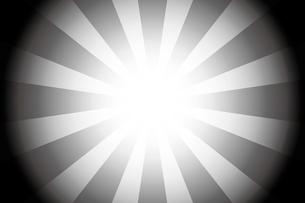 背景素材壁紙(放射状の写真素材 [FYI00226884]