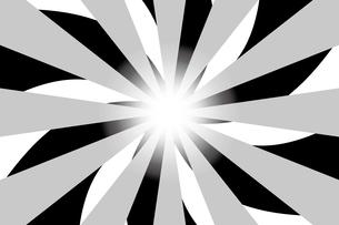 背景素材壁紙(放射状の写真素材 [FYI00226895]