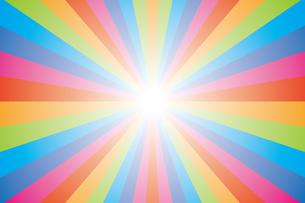 背景素材壁紙(虹の写真素材 [FYI00226901]