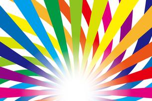 背景素材壁紙(虹の写真素材 [FYI00226906]