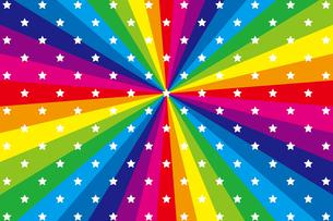 背景素材壁紙(虹の写真素材 [FYI00226950]