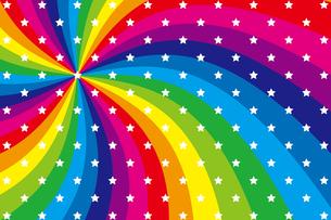 背景素材壁紙(虹の写真素材 [FYI00226964]