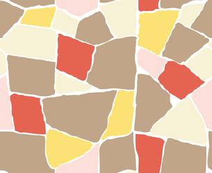 カラフルな石畳の素材 [FYI00227112]