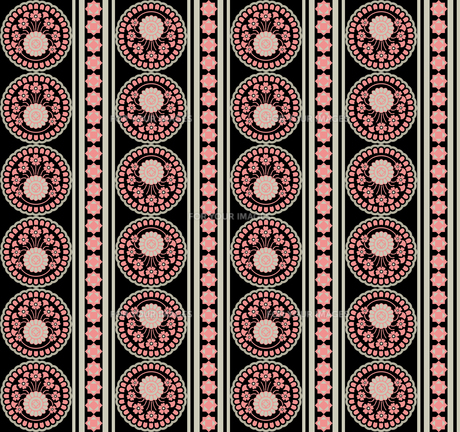 Flower stripeの素材 [FYI00227125]