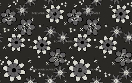 花のパターンの素材 [FYI00227166]