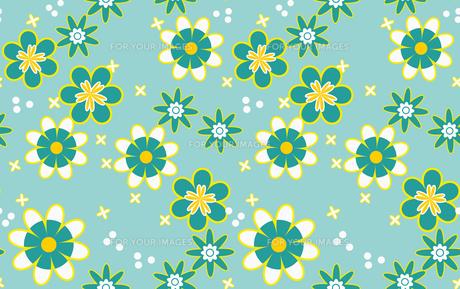 花のイラストの素材 [FYI00227184]