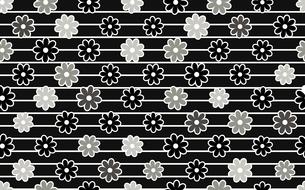 花のパターンの素材 [FYI00227190]