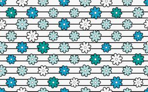花のパターンの素材 [FYI00227193]