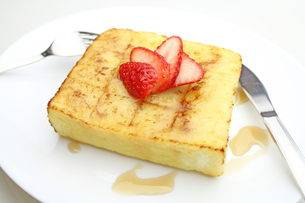 フレンチトーストの写真素材 [FYI00227297]
