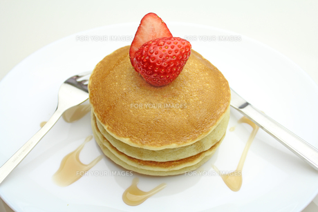 パンケーキの写真素材 [FYI00227301]