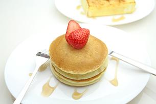パンケーキの写真素材 [FYI00227327]