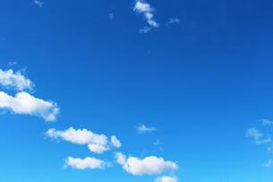 青空と雲の写真素材 [FYI00227798]