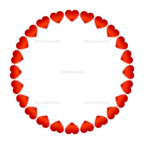 StValentine バレンタインデー フレームの素材 [FYI00228260]