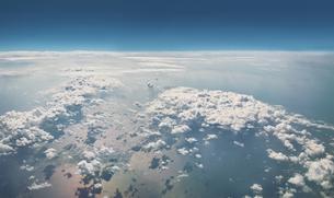 上空からの写真素材 [FYI00228467]