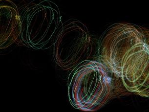 極彩細色図「りんぐ」の写真素材 [FYI00229532]