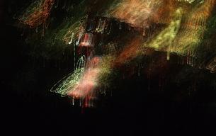 極彩細色図「らっか」の写真素材 [FYI00229534]