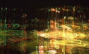 極彩細色図「だんさー」の写真素材 [FYI00229549]