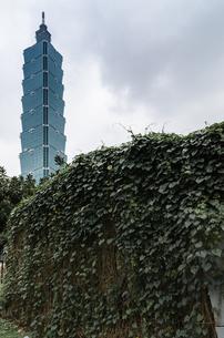 台北ビルの写真素材 [FYI00229919]