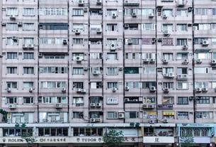 アジアの街の写真素材 [FYI00229935]