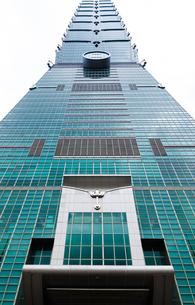 台北高層ビルの写真素材 [FYI00229941]
