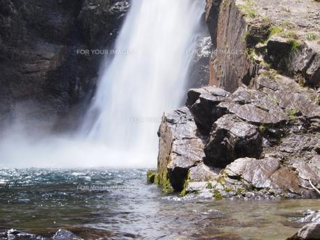 秋保大滝の写真素材 [FYI00230013]