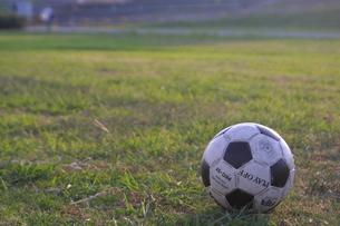 サッカーボールの写真素材 [FYI00230636]