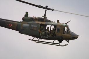 多用途ヘリの写真素材 [FYI00230660]