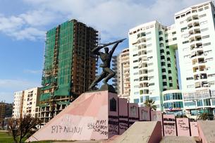 無名戦士の記念碑の写真素材 [FYI00230759]