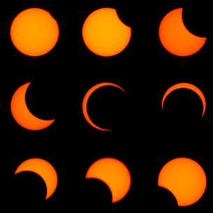 日食の写真素材 [FYI00230782]