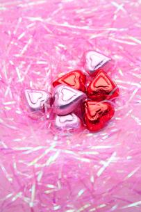 ハートのチョコレートの写真素材 [FYI00230789]
