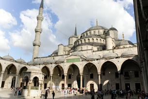 スルタンアフメト・モスクの写真素材 [FYI00230954]