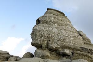 プチェジ山の奇岩バベレ、スフィンクス の写真素材 [FYI00230984]