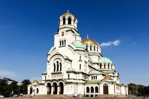 アレクサンドルネフスキー寺院の写真素材 [FYI00231020]