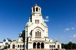 ソフィアの大聖堂の写真素材 [FYI00231025]