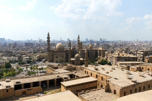 世界遺産カイロ旧市街の写真素材 [FYI00231030]