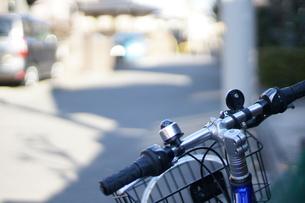 自転車の写真素材 [FYI00231097]