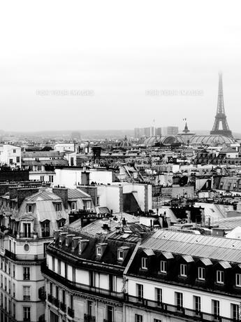 パリの街の写真素材 [FYI00231412]