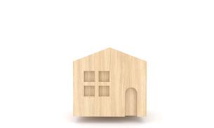 家の写真素材 [FYI00231454]